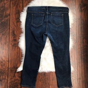 torrid Jeans - Torrid Dark Wash Skinny Ankle Jeans